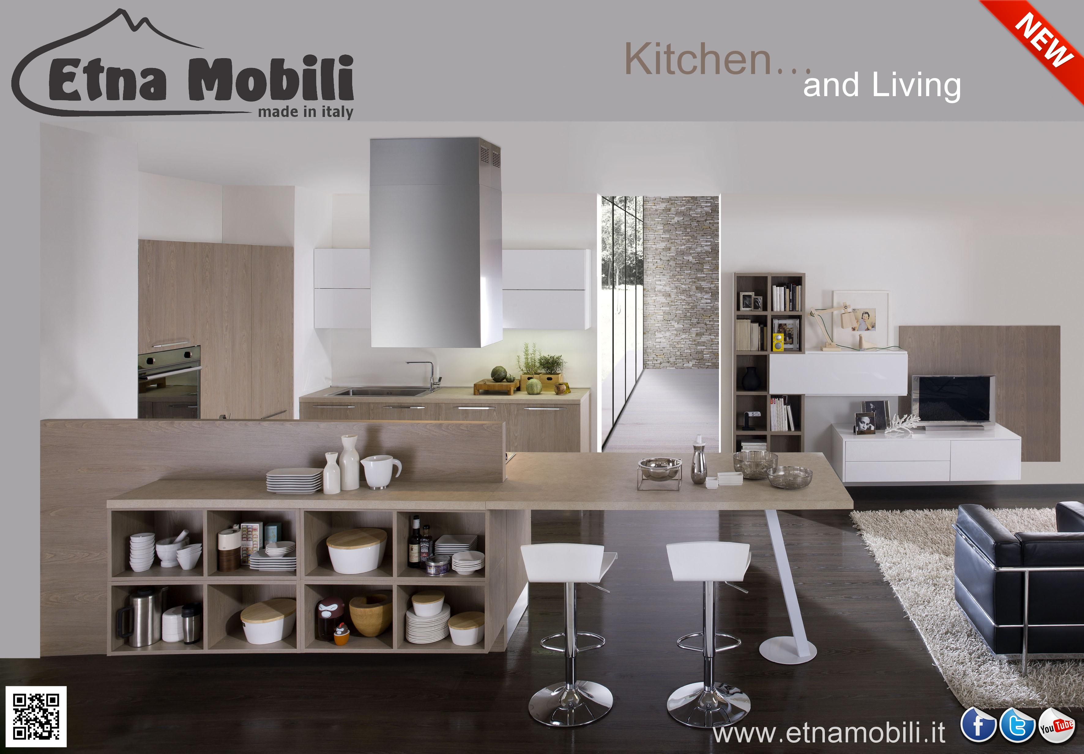 Cucina A Vista Idee Per Arredare Cucina E Soggiorno Pictures To Pin On  #C1190A 3543 2463 Come Arredare Cucina A Vista