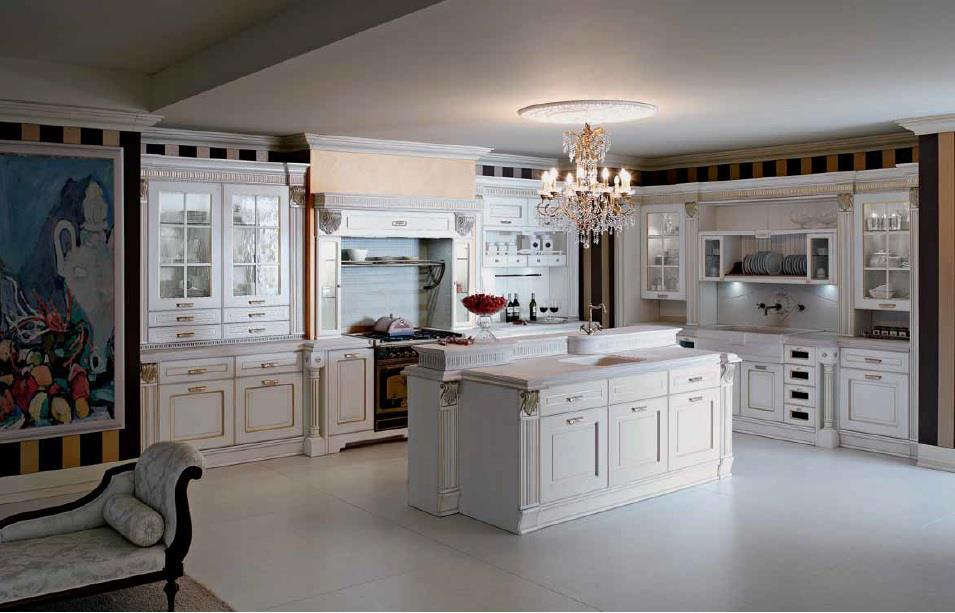 Stunning Cucine Provenzali Moderne Contemporary - Ideas & Design ...