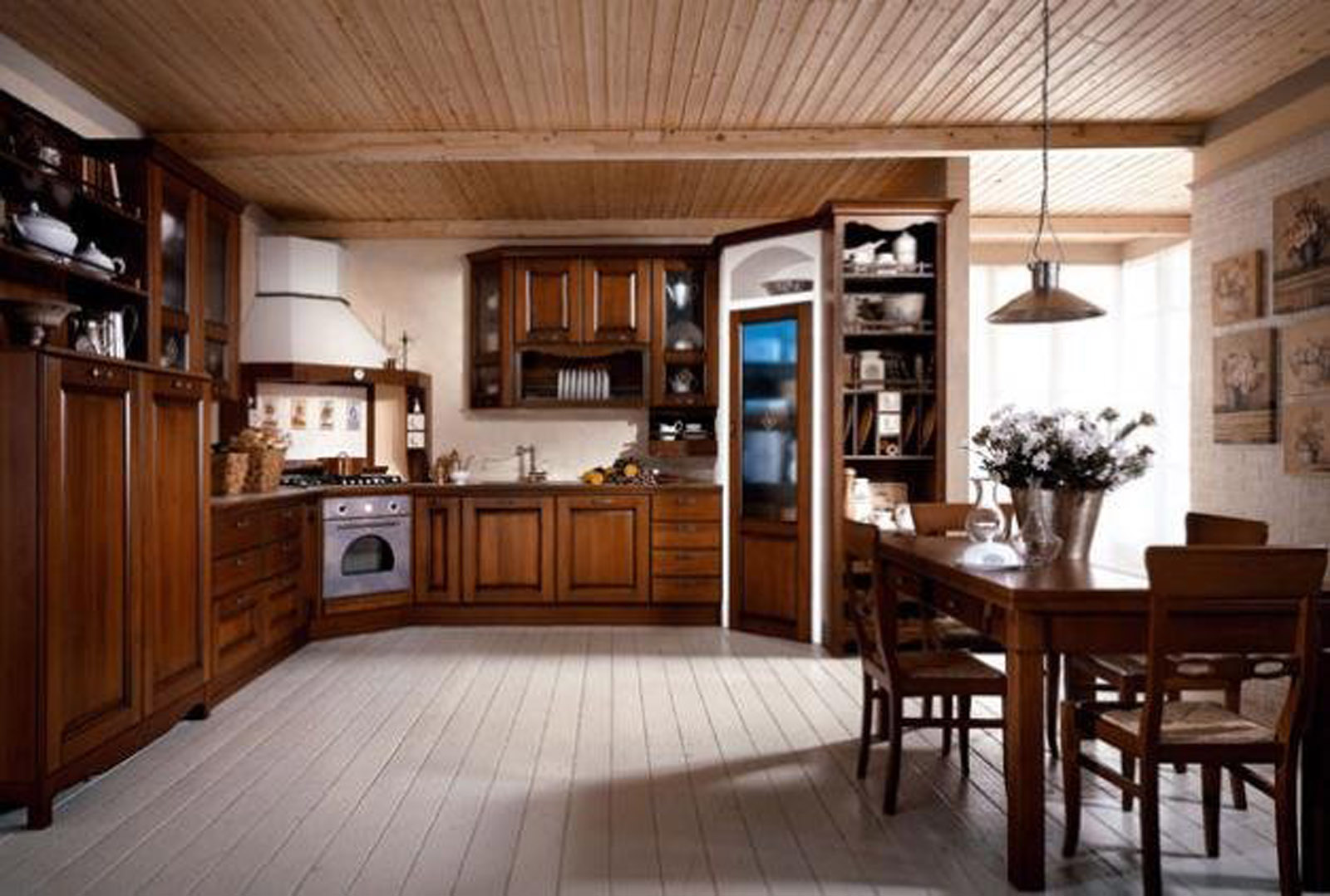 La cucina italiana aran world for Cucina italiana