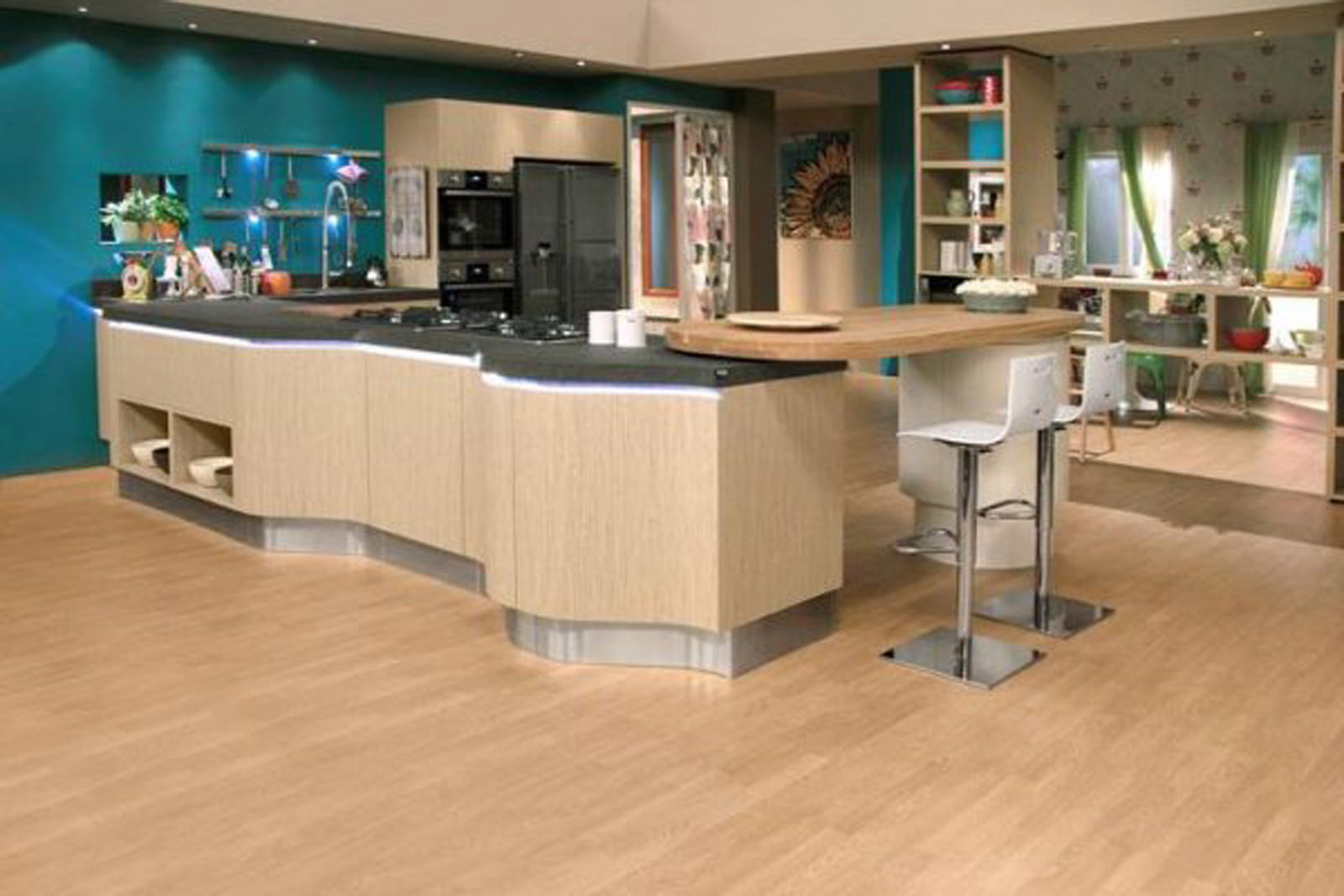 12 Le Cucine Pi&195&185 Belle Del Mondo Pictures To Pin On Pinterest #1B6D79 1600 1067 Classifica Delle Migliori Cucine