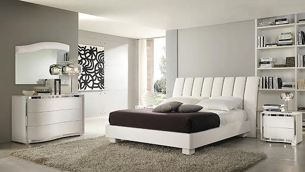 Arredamento moderno per la camera da letto sicilia catania - Mobili camera da letto moderna ...