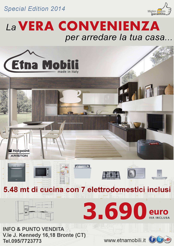 Cucine componibili con promozione mobili ed offerte for Arredamento mobili casa