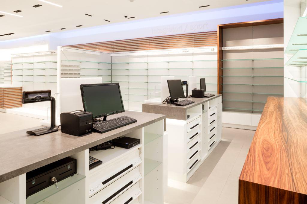Vendita scaffalature e mobili banconi per farmacie e - Vendita mobili palermo ...