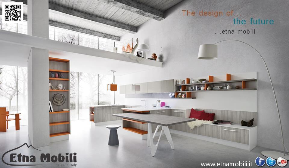 10 idee per arredare una cucina a vista - Arredare cucina a vista ...