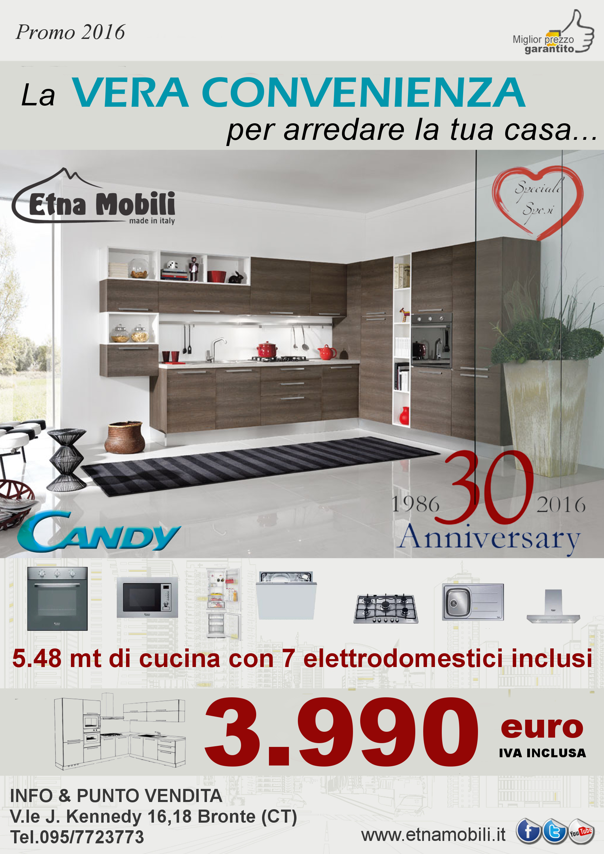 Offerte cucine online a prezzi scontati outlet mobili for Mobili firmati outlet