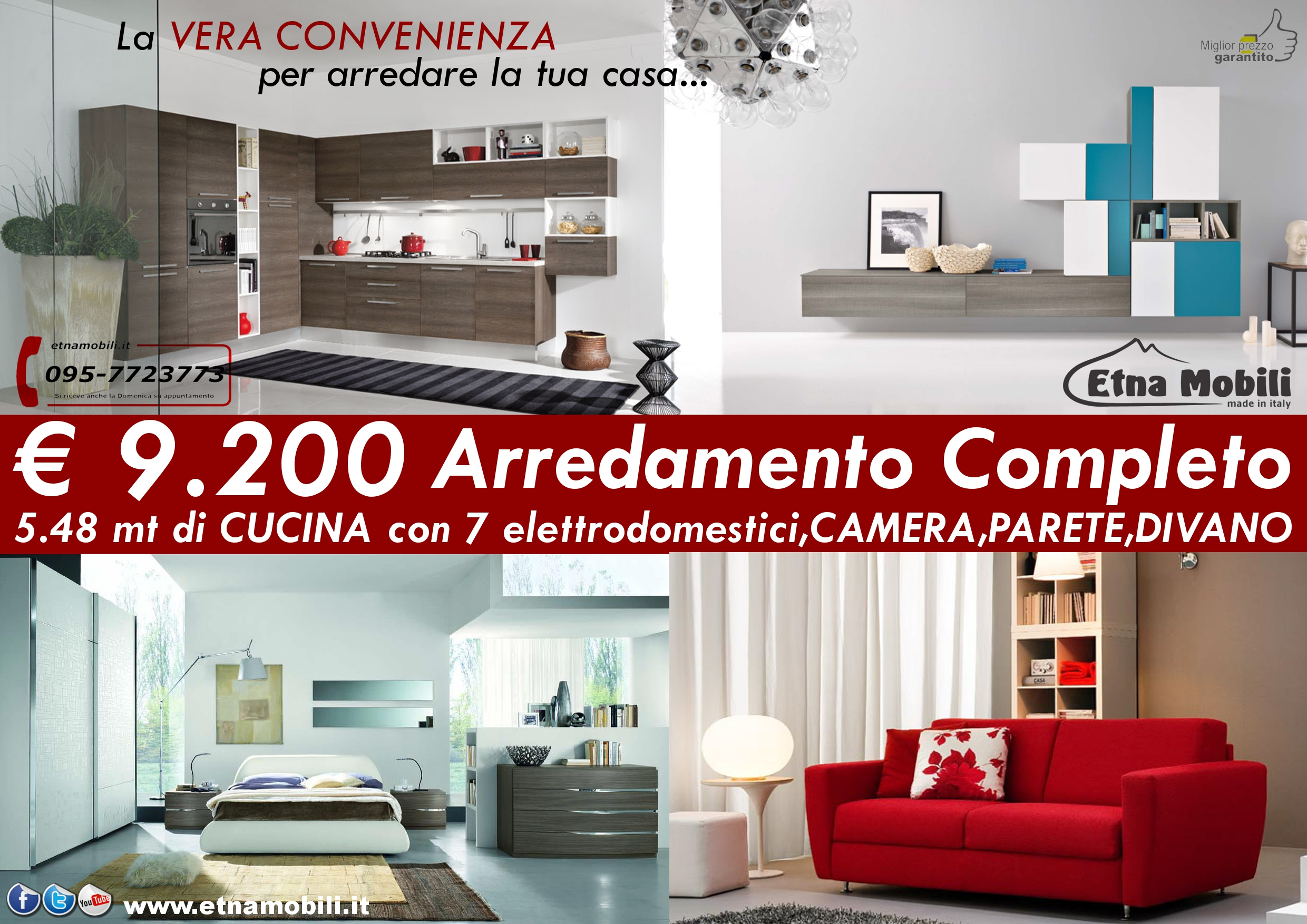 Outlet cucine componibili excellent cucine componibili - Outlet mobili bari ...