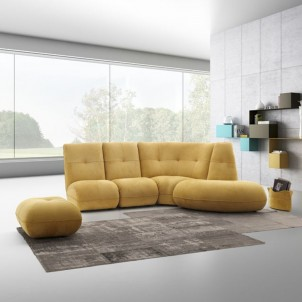 "Divano moderno design Italiano ""Cloud"""