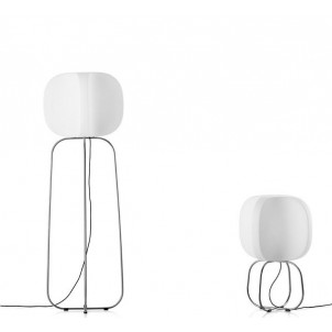"Lampada da terra ""Four Lamp"" design by Philippe Tabet"