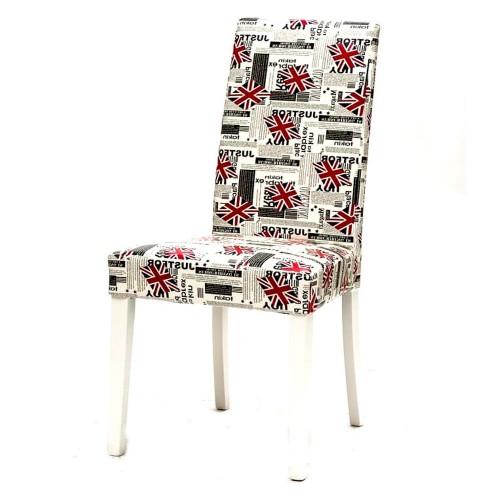 Sedia vintage esclusiva london art 121 sedie moderne for Sedie vintage design