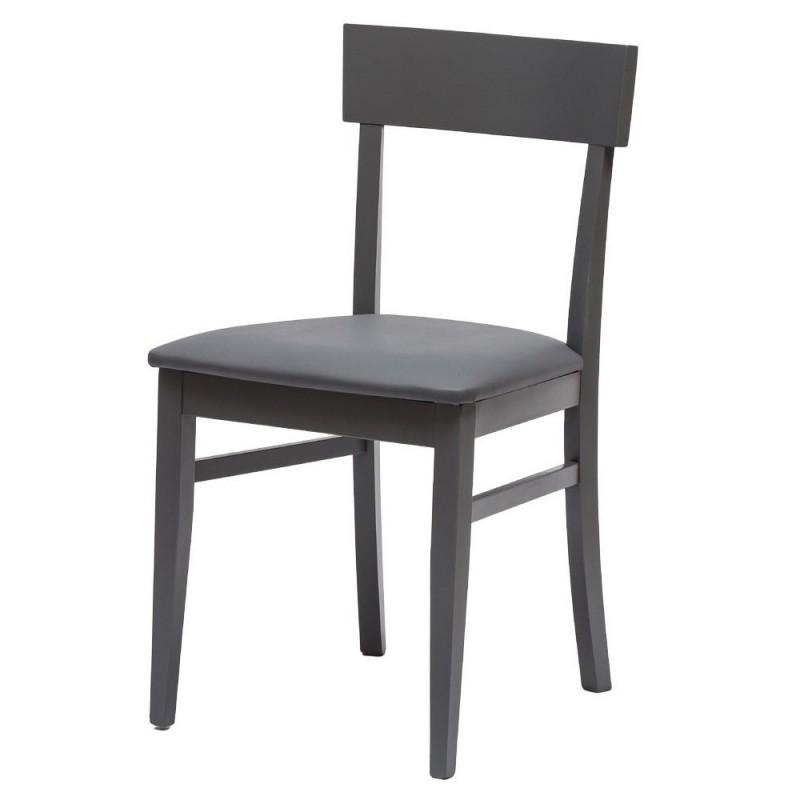Sedia legno laccata New Age vendita online prezzo offerta promozionale