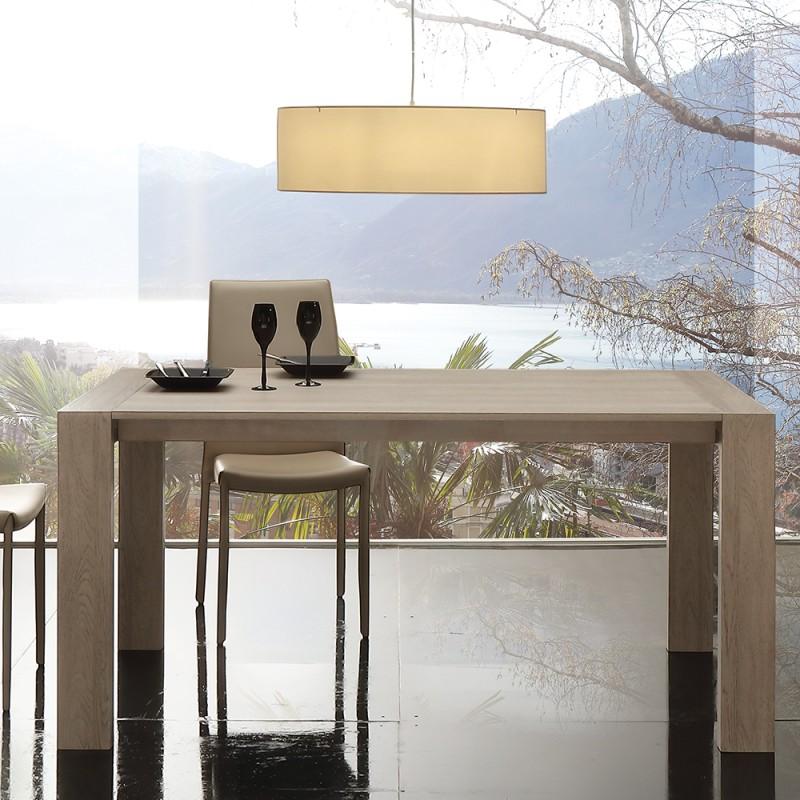 Tavolo moderno allungabile \