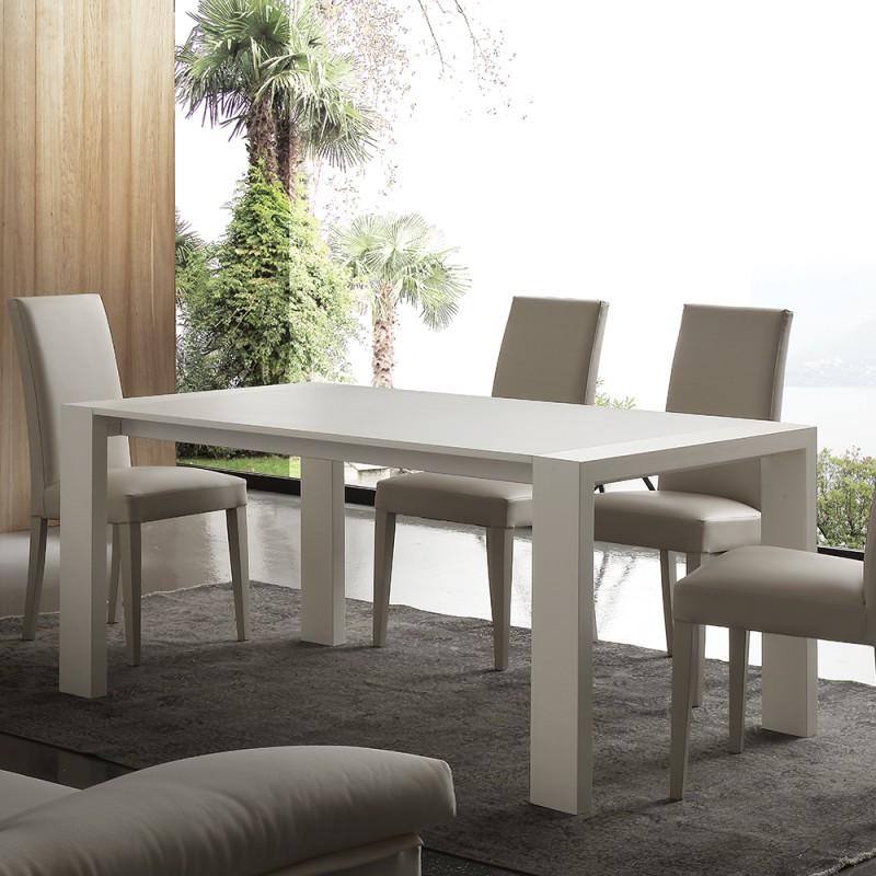 Tavolo moderno allungabile viareggio vendita online prezzo offerta promozionale - Prezzi tavoli di lazzaro ...