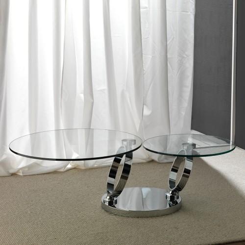 Offerte Tavoli Salotto.Tavolino Salotto Rino Movibile Apribile Design Esclusivo