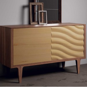 Madia parigi credenza 2 ante 100 legno vendita online for Design vendita online