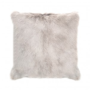 "Cuscino Grande ""FUR GREY"""