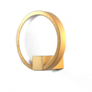 "Lampada Applique a muro ""RING GOLD"""