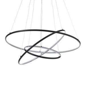 "Lampadario moderno ""THREE RINGS"""