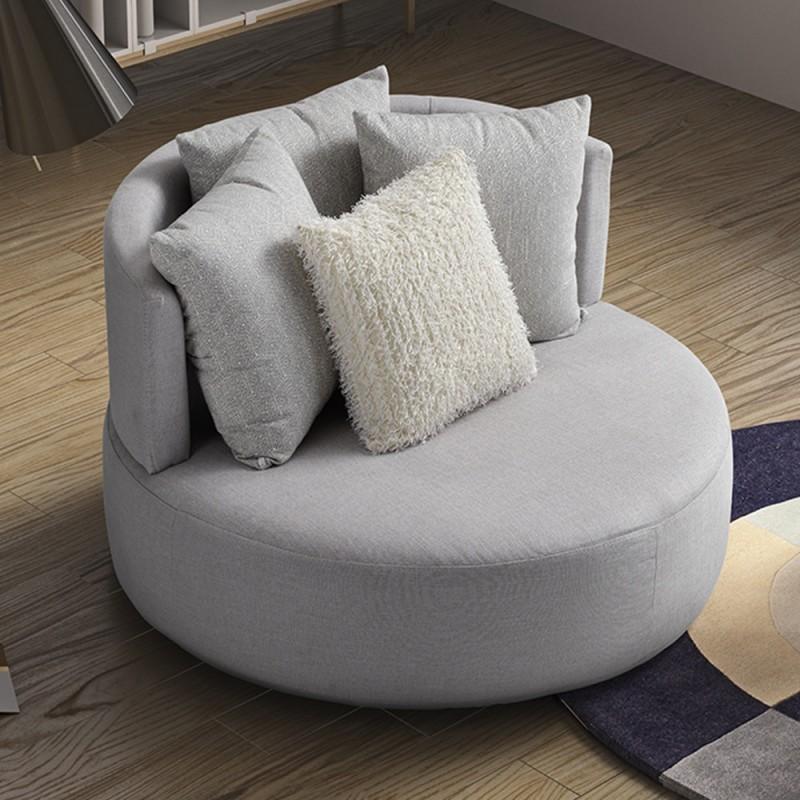 Poltrona divanetto rotondo moderno prezzo promozionale for Poltrone design outlet online